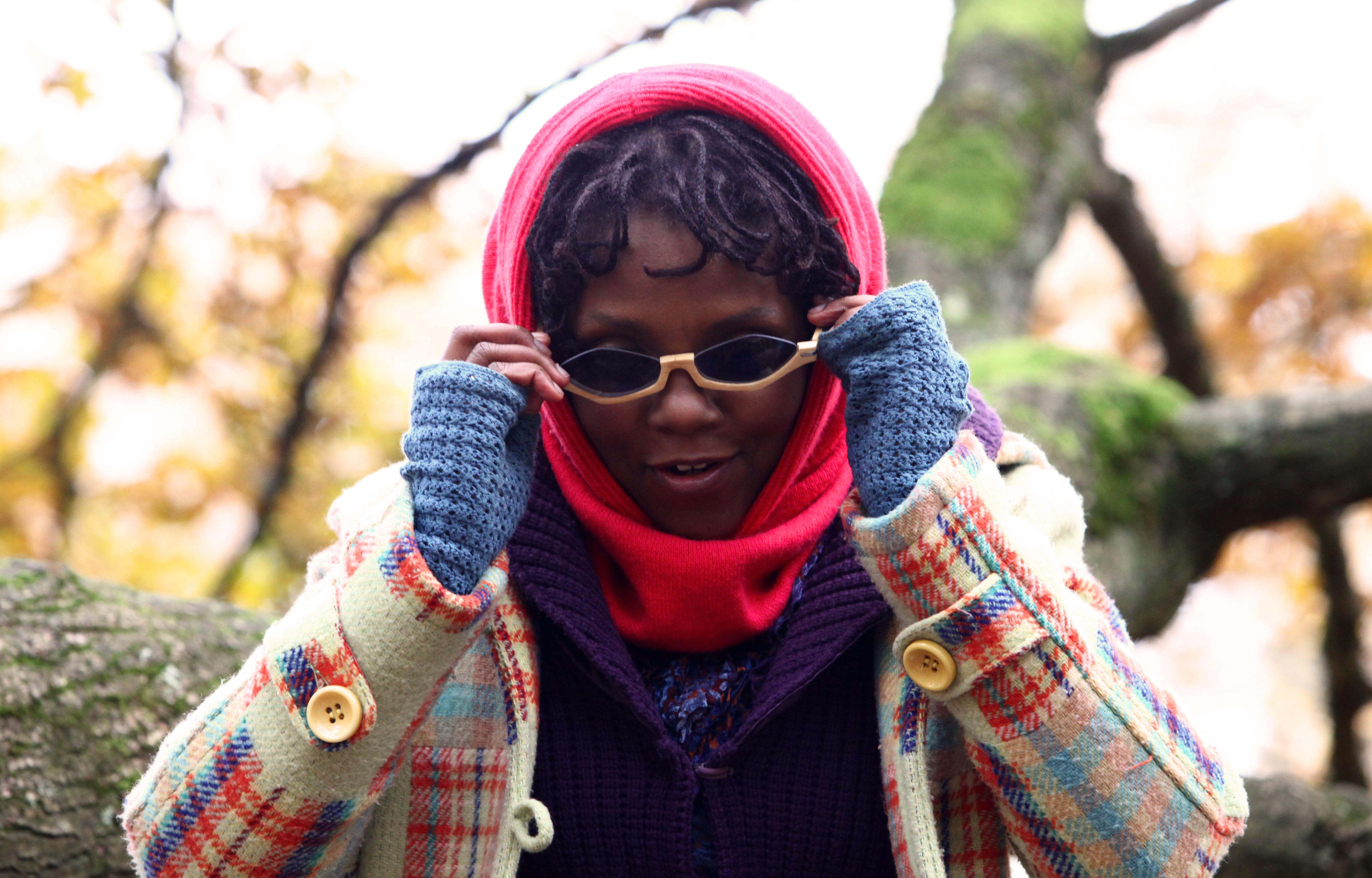 Carleen anderson photo shoot by Serene Marinelli for Bambooka